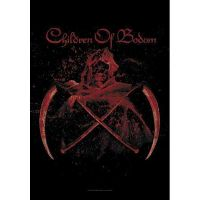 Children Of Bodom - Bloody Scythes (Textile Poster)