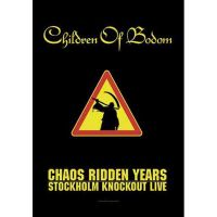 Children Of Bodom - Chaos Ridden Years (Textile Poster)