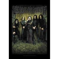 Cradle Of Filth - Merged (Textile Poster)