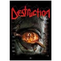 Destruction - Day Of Destruction (Textile Poster)