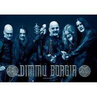 Dimmu Borgir - Band (Textile Poster)