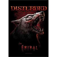 Disturbed - Animals (Textile Poster)