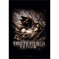 Disturbed - Asylum (Textile Poster)