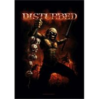 Disturbed - Divide (Textile Poster)