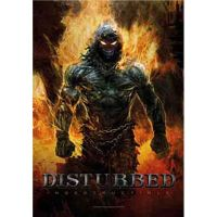 Disturbed - Indestructible (Textile Poster)