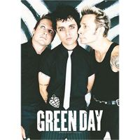 Green Day - Band (Textile Poster)