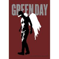 Green Day - Jimmy (Textile Poster)