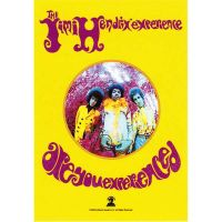 Hendrix, Jimi - Are You Experienced (Textile Poster)
