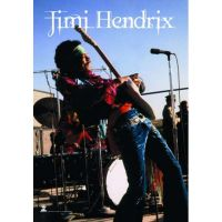 Hendrix, Jimi - On Stage (Textile Poster)