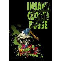 Insane Clown Posse - Hatchet Skull (Textile Poster)