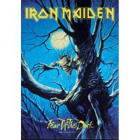 Iron Maiden - Fear Of The Dark (Textile Poster)