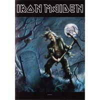 Iron Maiden - Benjamin Breeg (Textile Poster)