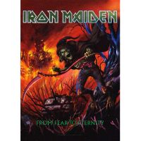 Iron Maiden - From Fear To Eternity (Textile Poster)