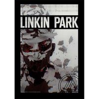 Linkin Park - Living Thing (Textile Poster)