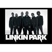 Linkin Park - Band (Textile Poster)
