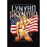 Lynyrd Skynyrd - Southern Belle (Textile Poster)