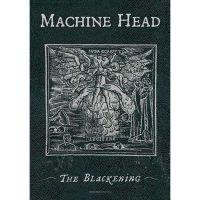 Machine Head - The Blackening (Textile Poster)