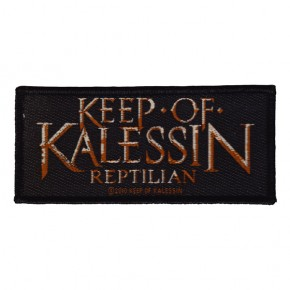 Keep Of Kalessin - Reptilian (Patch)