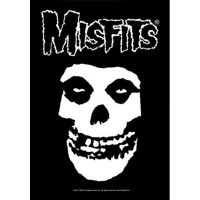 Misfits - Skull (Textile Poster)