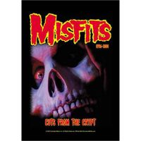 Misfits - Cuts From The Crypt (Textile Poster)