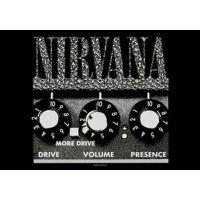 Nirvana - Amp (Textile Poster)