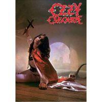 Ozzy Osbourne - Blizzard Of Ozz (Textile Poster)