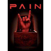 Pain - Addams Box (Textile Poster)