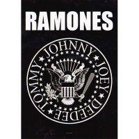Ramones - Seal (Textile Poster)