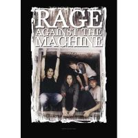 Rage Against The Machine - Framed (Textile Poster)
