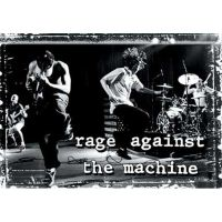 Rage Against The Machine - Stage (Textile Poster)
