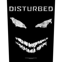 Disturbed - Face (Backpatch)