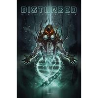 Disturbed - Evolution (Textile Poster)