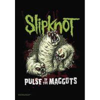Slipknot - Pulse Of The Maggots (Textile Poster)