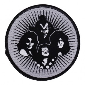 Kiss - Hotter Than Hell (Patch)