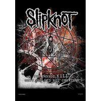 Slipknot - You Cannot Kill (Textile Poster)