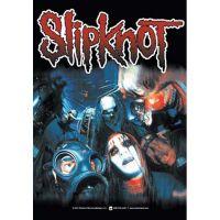 Slipknot - Group (Textile Poster)