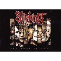 Slipknot - Fractions (Textile Poster)