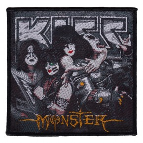 Kiss - Monster (Patch)