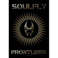 Soulfly - Frontlines (Textile Poster)