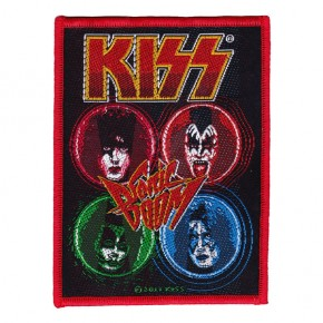 Kiss - Sonic Boom (Patch)