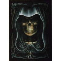 Spiral - Death (Textile Poster)