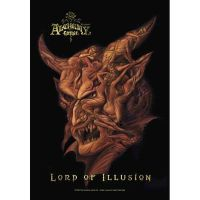 Alchemy Gothic - Lord Of Illusion (Textile Poster)