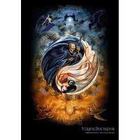 Alchemy Gothic - Versus Doctrinus (Textile Poster)