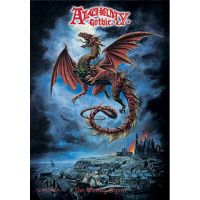 Alchemy Gothic - Whitby Wyrm (Textile Poster)
