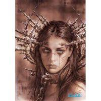 Luis Royo - Girl (Textile Poster)