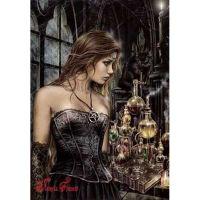 Victoria Frances - Alchemist (Textile Poster)