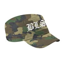 Black Label Society - Logo Camo (Army Cap)
