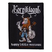 Korpiklaani - Happy Little Boozers (Patch)