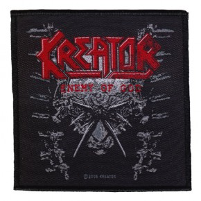 Kreator - Enemy Of God (Patch)