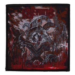 Kreator - Gods Of Violence (Patch)